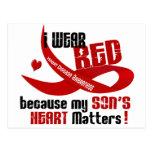 Llevo el rojo para mi hijo 33 postales