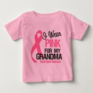 Llevo el rosa para mi abuela camisas