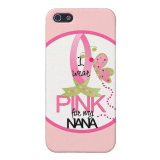 Llevo el rosa para mi caso del iphone 4 de Nana iPhone 5 Cobertura