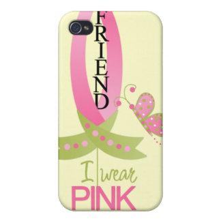 Llevo el rosa para mi caso del iphone 4 del amigo iPhone 4/4S fundas