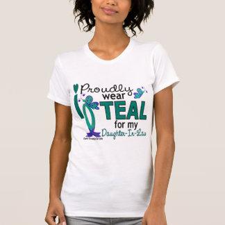 Llevo el trullo para el cáncer ovárico de la nuera camisas