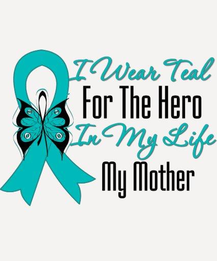 Llevo el trullo para el héroe en mi vida… mi madre remera