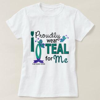 Llevo el trullo para mí el cáncer ovárico 27 camisas