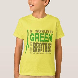 Llevo el verde para mi hermano playeras