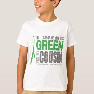 Llevo el verde para mi primo playera