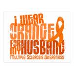 Llevo esclerosis múltiple del ms del marido postal