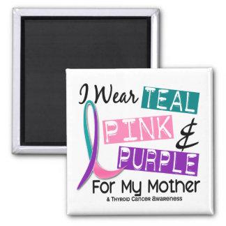 Llevo la cinta de la tiroides para mi madre 37 imán