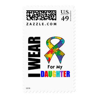 Llevo la cinta del autismo para mi hija envio