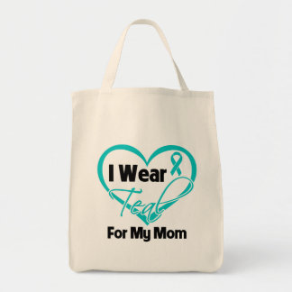 Llevo la cinta del corazón del trullo para mi mamá bolsa