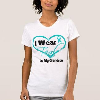 Llevo la cinta del corazón del trullo para mi camisetas