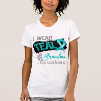 Llevo la cinta del trullo para mi cáncer ovárico camiseta