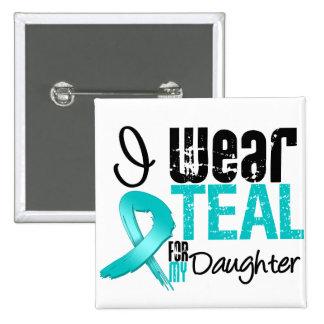 Llevo la cinta del trullo para mi hija pin cuadrada 5 cm