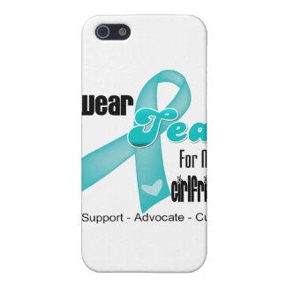 Llevo la cinta del trullo para mi novia iPhone 5 carcasas