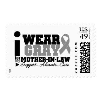 Llevo la cinta gris para mi suegra franqueo