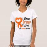 Llevo la cinta (hijo) - leucemia camiseta