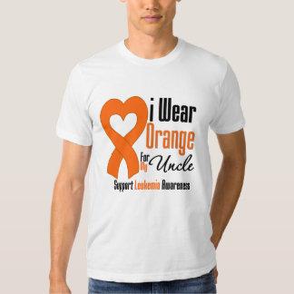 Llevo la cinta (tío) - leucemia camisas