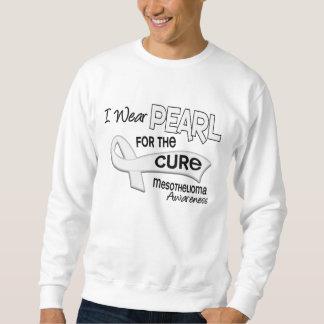 Llevo la perla para el mesotelioma de la curación jersey