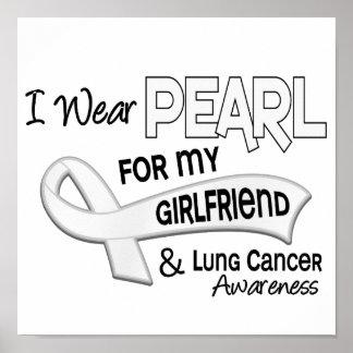 Llevo la perla para mi cáncer de pulmón de la novi poster