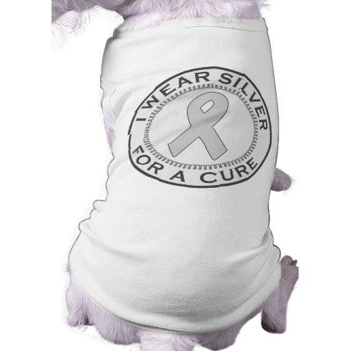 Llevo la plata para una curación camisa de mascota