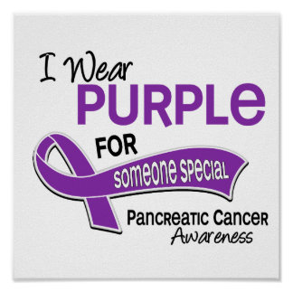Llevo la púrpura 42 alguien cáncer pancreático esp impresiones