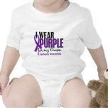 Llevo la púrpura para mi epilepsia del primo 10 camisetas