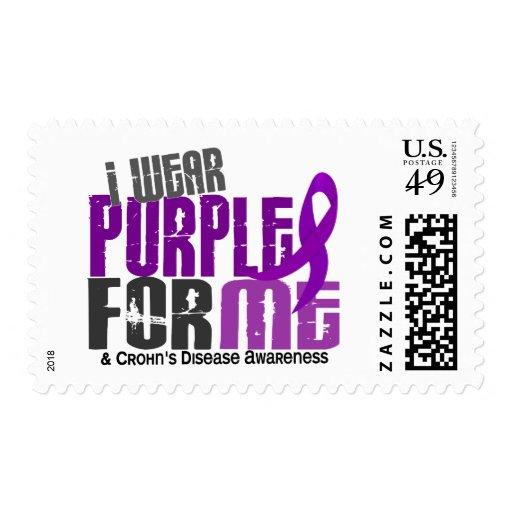 Llevo la púrpura para MÍ la enfermedad de 6 Franqueo