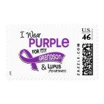 Llevo la púrpura para mi lupus del nieto 42