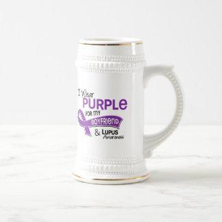 Llevo la púrpura para mi lupus del novio 42 tazas