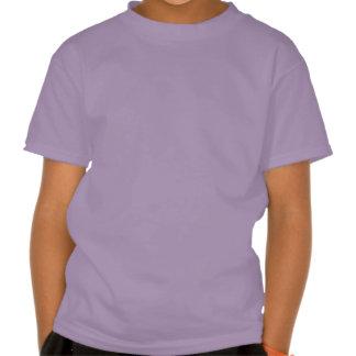 Llevo la púrpura para mi madre playeras