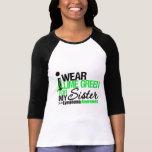 Llevo la verde lima para mi hermana camisetas