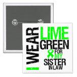 Llevo la verde lima para mi linfoma de la cuñada pins
