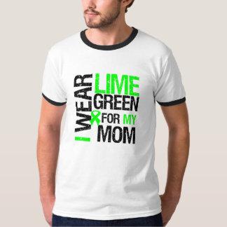 Llevo la verde lima para mi linfoma de la mamá playera
