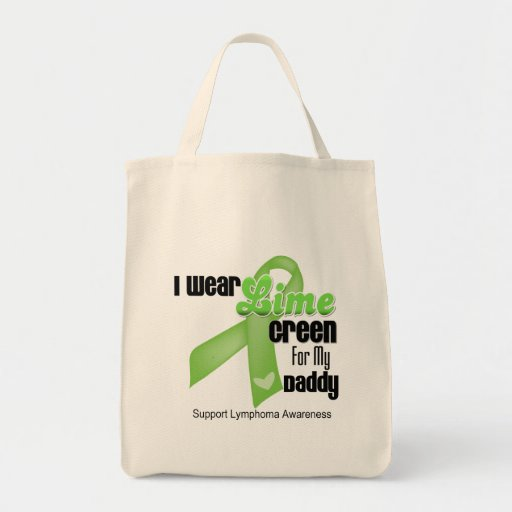 Llevo la verde lima para mi papá - linfoma bolsas