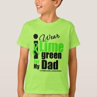 Llevo la verde lima para mi papá polera