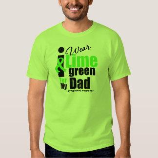 Llevo la verde lima para mi papá remeras