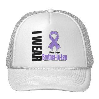 Llevo la violeta para mi enfermedad de Hodgkins de Gorro De Camionero