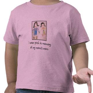 Llevo rosa camiseta
