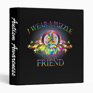 """Llevo un rompecabezas para mi amigo (floral) carpeta 1"""""""