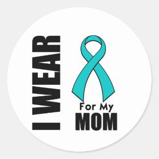 Llevo una cinta del trullo para mi mamá etiqueta
