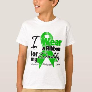 Llevo una cinta verde para mi papá camisas