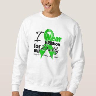 Llevo una cinta verde para mi papá jersey