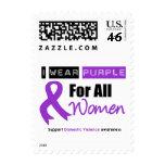 Llevo violencia en el hogar de mujeres púrpura de