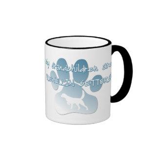 Llewellin Setter Grandchildren Mug