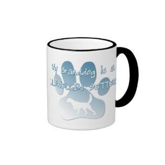 Llewellin Setter Granddog Mug