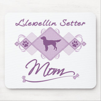 Llewellin Setter Mom Mouse Pad