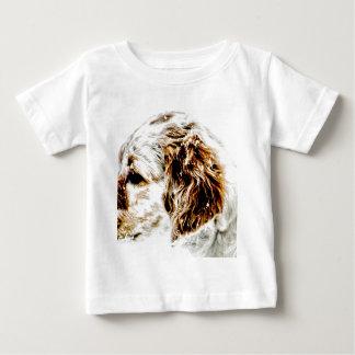 Llewellin Setter Puppy Baby T-Shirt