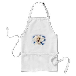 Llewellin Setter Puppy Buddy Adult Apron