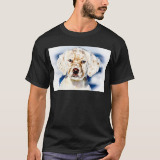Llewellin Setter Puppy Buddy T-Shirt