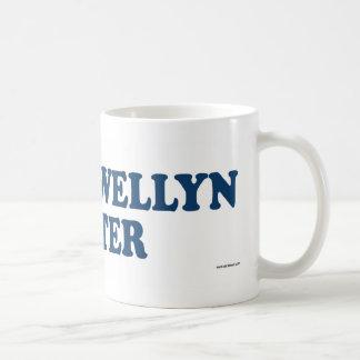 Llewellyn Setter Blue Mug
