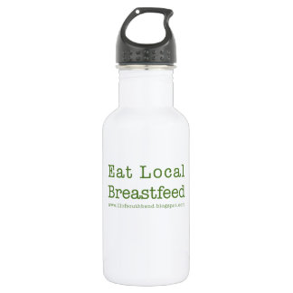 LLL of South Bend Stainless Steel Water Bottle